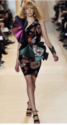 Christian Lacroix 2009 collection picture with floral short dress.PNG