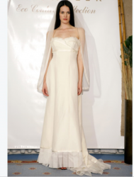 Adele Wechsler Creamy Bride Gown Collection 2010 Spring Image.PNG