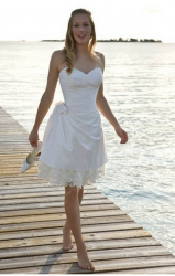 Cute short beach dresses 2011 pictures.PNG