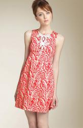Nanette Lepore 'Buonissimo Swirl' Sheath Dress.jpg