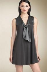 Graham & Spencer Empire Waist Matte Jersey Dress.jpg