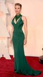 Best dressed on red carpet 2015 pictures of Scarlett Johansson at the 87th Annual Academy Awards.JPG