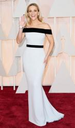Best Dressed at the Oscars 2015 photos of Reese Witherspoon in Tom Ford gown at the 87th Annual Academy Awards.JPG
