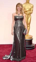 Laura Dern wearing Alberta Ferretti at the 87th Annual Academy Awards red carpet dresses picture.JPG