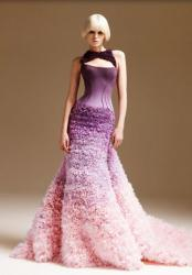 Beautiful Atelier Versace Evening Gown Pictures.JPG