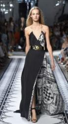 Versace Formal Dresses 2015 Collection Runway.JPG
