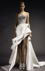 Versace Wedding Gowns Collection
