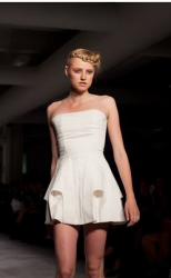 Leanne Marshall designer collection with this cute white cream dress.PNG