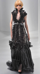 Black funky gown by Leanne Marshall.PNG