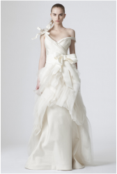 Vera Wang Dresses Picture Gallery